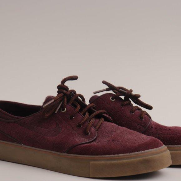 Nike Sb Shoes | Burgundy Nike Sb